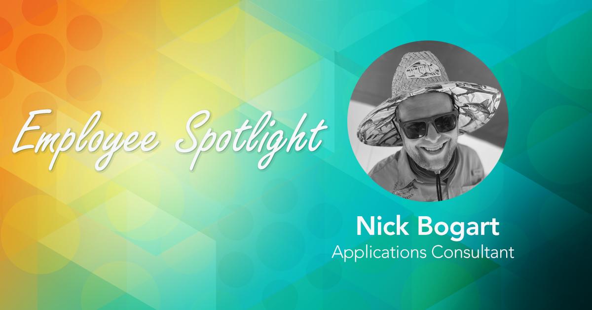 Employee Spotlight: Nick Bogart – Synergis Road Warrior