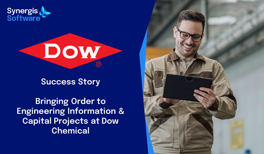 Dow Chemical's Best Practices to Plan, Deploy and Measure Global Engineering Information Management