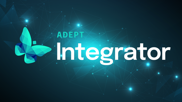 Adept Integrator: Connect Data Silos and Accelerate the Flow of Work