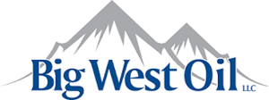 Big West Oil Logo