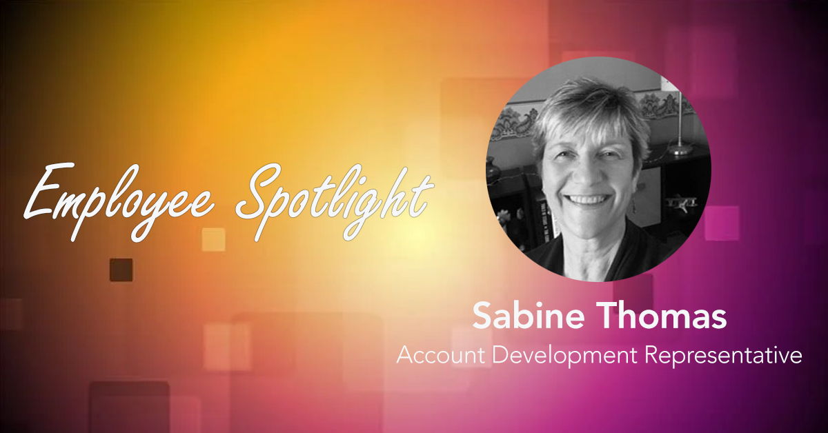 Employee Spotlight: Sabine Thomas, A Welcoming Synergis Voice